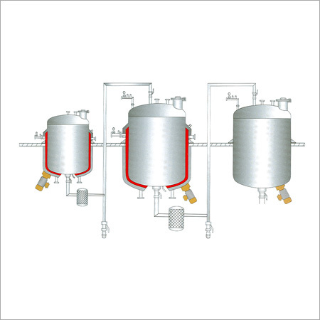 Automatic Liquid-Oral Process Plant