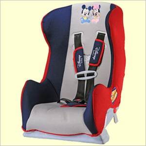 Baby Car Seat With Belt