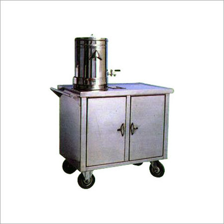 Commercial Tea Service Trolley