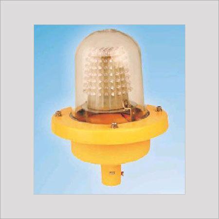 LED CLUSTER BASED AVIATION OBSTRUCTION LIGHT