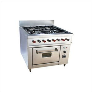 Gas Range Without Oven