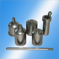 Pure Graphite Crucible Moulds