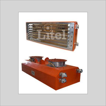 Pvc Coating Drying System