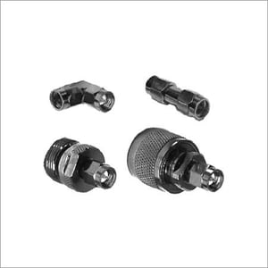 RF Coaxial Cable Adapters