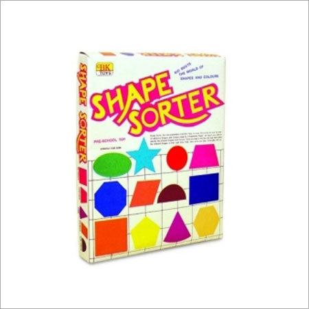 Shapes Sorter Bk