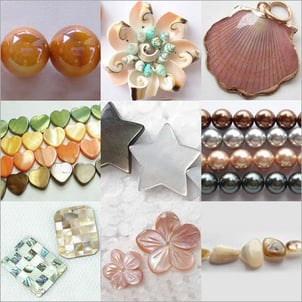 Shell Beads For Jewelry