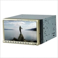 Touch-Screen 2Din Multimedia Player