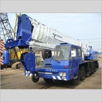 Heavy Duty Used Crawler Crane