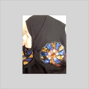 Shaila Hijaabs With Stones And Sequins