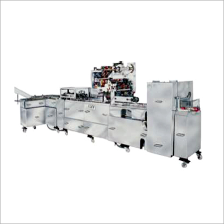 Automatic Family Pack Biscuit Wrapping Machine