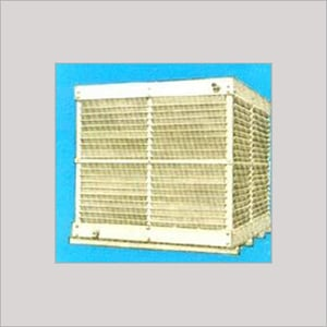 Fanless Induced Draft - Wooden Cooling Tower