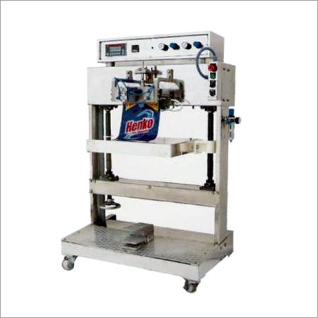 Semi Automatic Vacuum Nitrogen Sealing Machine