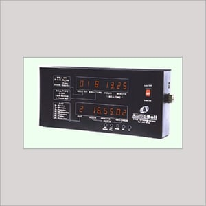 Automatic Bell Control Unit