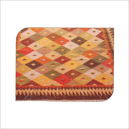 Multicolor Ethnic Look Designer Rugs
