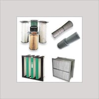Gas Turbine Air Inlet Filters
