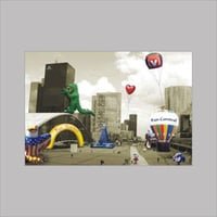 Inflatables Ballons
