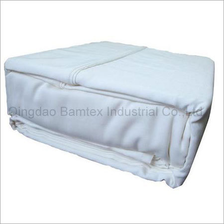 White Plain Bamboo Bed Sheet
