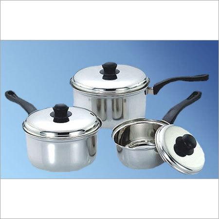 Stainless Steel Regular Saucepan