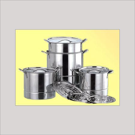 Steamer Stock Pot Set