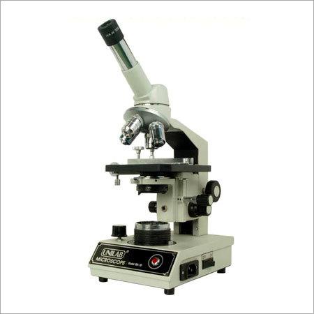 Inclined Monocular Microscope