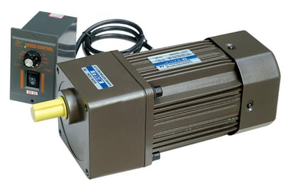 Brown Low Energy Consumption Gear Motor
