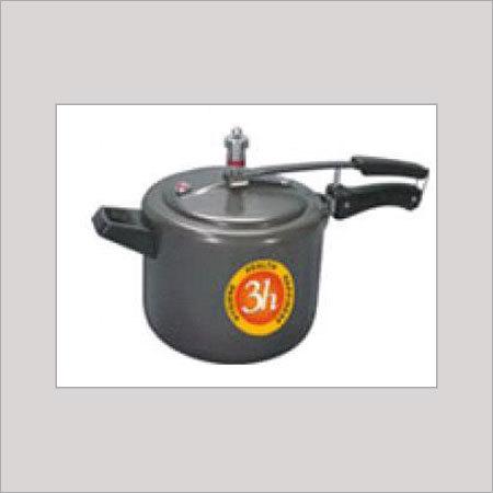 Anodized Pressure Cooker