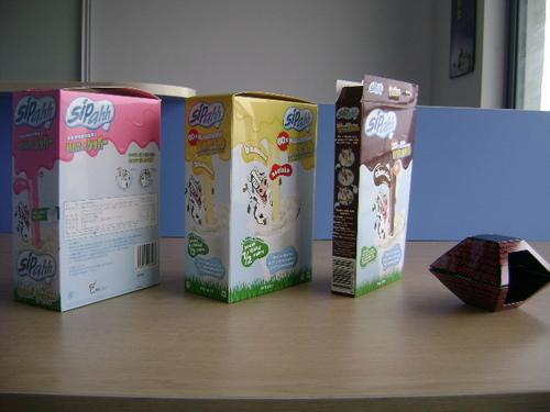 Printed Paper Packaging Box