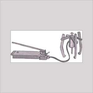 Strong Construction Hydraulic Pullers