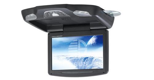 "11"" Flip Down Car Monitor TV/DVD"
