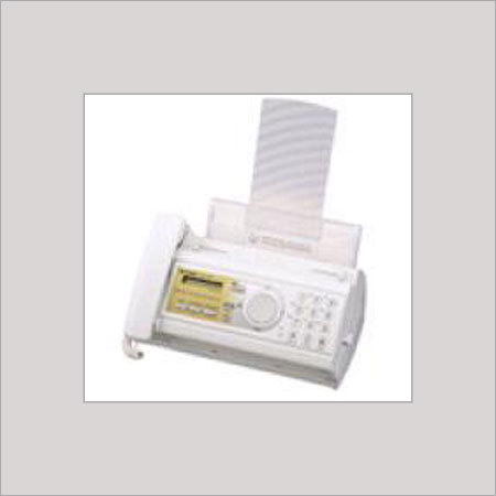 Optimum Range Digital Fax Machine Size: Standard Size Available