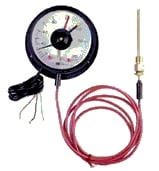 V.P. Type Dial Thermometer