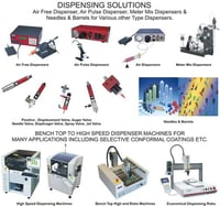 Dispensing Solutions Equipment