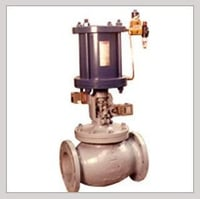Cylinder Operated Metal Valve