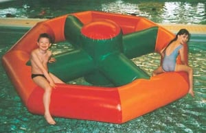 Inflatable Amusement Water Games
