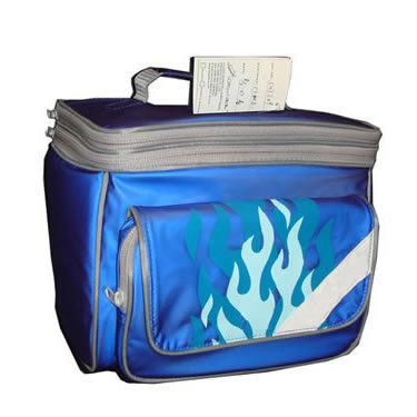Zipper Closure Cooler Bag