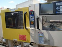 Vertical Plastic Injection Molding