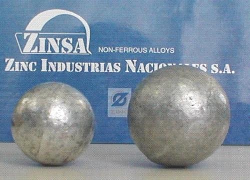 Zinc Balls