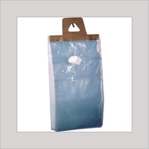 Multiple Color Hanger Poly Bags