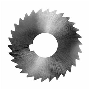 Solid Carbide Slitting Saw Disc