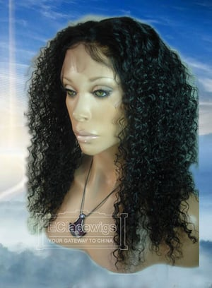 Afro Kinky Curly Full Lace Wigs