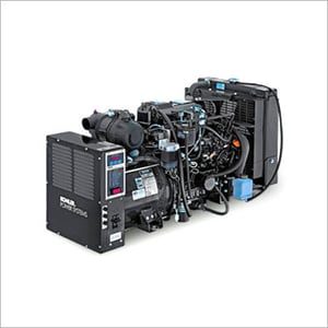 COMMERCIAL MOBILE GENERATOR