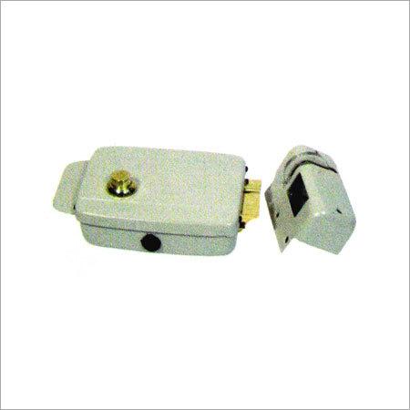 Powder Coated Electronic Door Locks Size: Standard