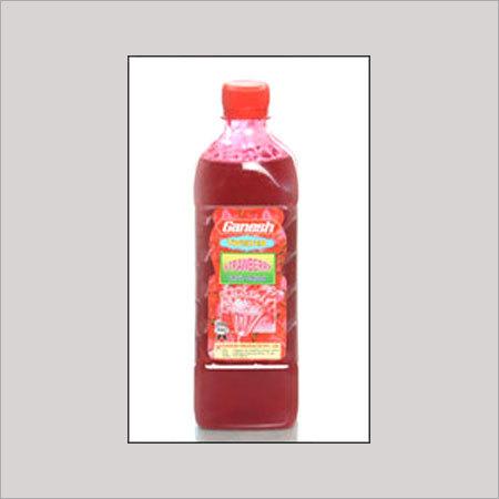 Strawberry Twister