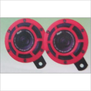 Red Grill Super Tone Horn
