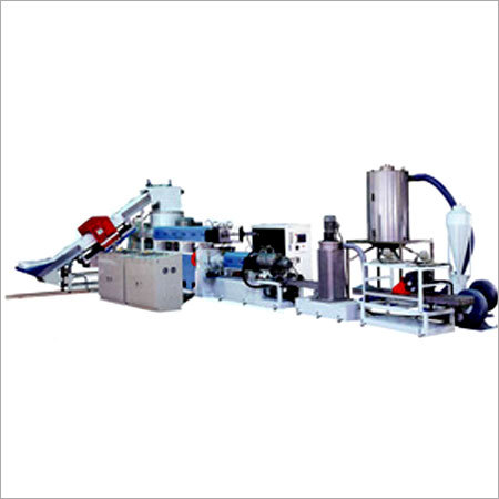 3-in-1 Plastics Waste Recycling Machines