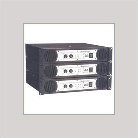 Ax Series Amplifier