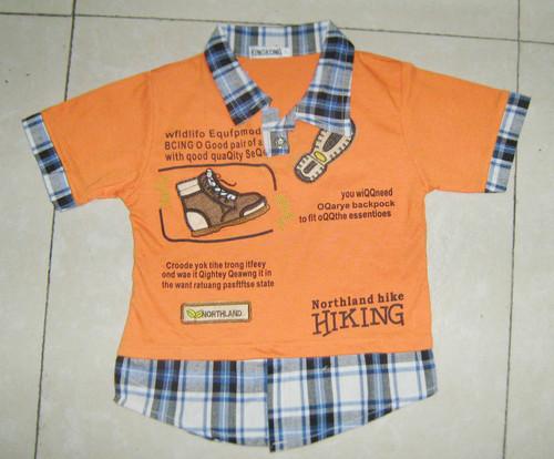 Boys Half Sleeve T-Shirt