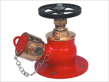 Fire Fighting Headed Hydrant Valve