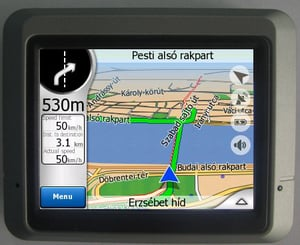 3.5 Inches GPS Navigation System