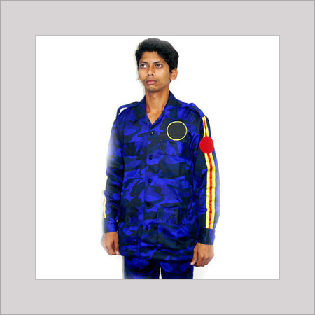 Commando Uniform